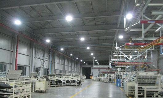 LED-klokarmatuur
