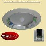 LED plafond armatuur met bewegingsmelder en sensor