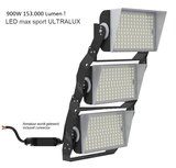 LED max sport 720W ULTRALUX 122.000 Lumen