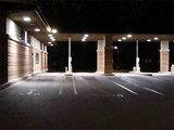Vocare 80 watt LED inbouw schijnwerper voor luifels en tankstations shell
