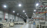 LED Klokarmatuur baylight kloklamp 200 watt productiehal