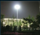 Vocare 200 watt LED schijnwerper, vervangt tot een 1800 watt buitenlamp tennisbaan
