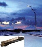 ROSA URSA 1 LED 48, 60 of 72 watt LED lantaarnpaal / lichtmast armatuur weg