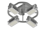 400W LED verlichting hoge mast