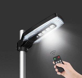 25W LED solar lamp