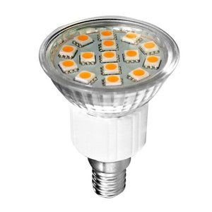 e14 led par16 high power spotje 3 watt vervangt 20 watt halogeen reflectorlamp led lampen partner. Black Bedroom Furniture Sets. Home Design Ideas