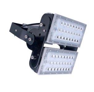 100W multihoek LED schijnwerper